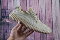 2018 Cheap Wholesale Kanye Milan West Boost 350 Moonrock Oxf...