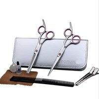 "Professional 6"" Salon Barber Hair Cutting & Thinning Sc..."