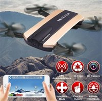 JXD523 Tracker Foldable Quadcopter Phone app control RC JJRC...