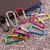 #5 D Design Camp Hooks Carabiner Clip Ring Keyrings Outdoor ...