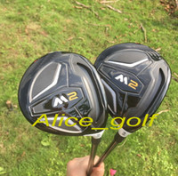 Top quality golf fairway woods M2 woods 3#5# with TM1- 216 Gr...