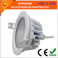 IP65 Wodoodporny wpuszczony 24W SMD LED Downlight, Montaż powierzchniowy 18W Wodoodporna LED Downlight Oświetlenie zewnętrzne 15W 12W 9W 7W