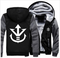 Wholesale Price USA size Men Women Dragon Ball Saiyan Crest ...
