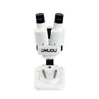 Freeshipping 20-40X USB Binokular Stereomikroskop LED Licht PCB Solder Mineral Probe Uhr Studenten Kinder Wissenschaft Bildung Telefon Reparatur