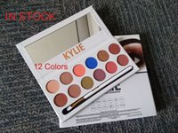 IN STOCK!!! Newest kylie Jenner 12 Color Royal Peach Palette...