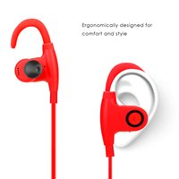 MGF2 waterproof headphones sport bluetooth in- ear earphone 4...