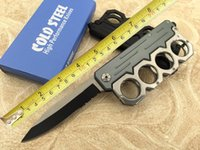 Cold steel. B088 punch edge fast open Folding Knife Outdoor ...