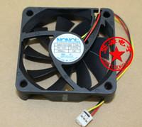 기존 NONOISE G6015S12B2-BA DC12V 0.070A 6CM DLP TV 냉각 팬