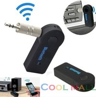 3. 5mm Streaming Bluetooth Music Receiver Home Car Handfree S...