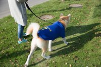 The big dog clothes golden Samoye pet cap sport sweater medi...