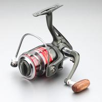 12 + 1 billes Roulement Spinning Reel Pêche 1000-7000 5.5: 1 Spinning Reel Casting moulinet de pêche Leurre Tackle Line
