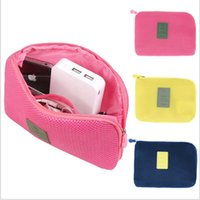 Fashion Multifunction Compact Storage Bag Digital Data Cable...