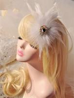 Cocar nupcial do casamento Handmade luxo cristal Headbands cabelo jóias Vine noiva acessórios de peça de cabeça