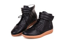 Futuro Kanye West Sneakers High Top Luxuries Moda casual de cuero genuino para hombres - Acero