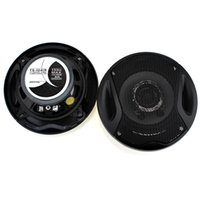 1 pair 4 Inch 10. 2cm Auto Car Coaxial Loud Speaker Tweeter M...