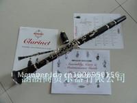 Qualità Suzuki 17 tasti clarinetto nichelato professionali bemolle Strumenti Musicali Clarinetto alto con il caso