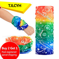 Buy 2 Send 3 CoolChange Bicycle Seamless Bandanas Summer Out...