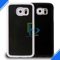삼성 갤럭시 S8 외장 케이스에 대한 반 중력 케이스 TPU 반 중력 휴대 전화 케이스 삼성 S8 플러스