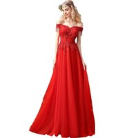 SSYFashion New Arrival Bride Married Red Evening Dress Sweet...