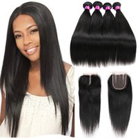Peruvian Malaysian Indian Brazilian Virgin Straight Weaves H...