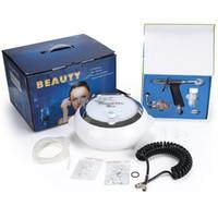 Neue Ankunft Sauerstoff Jet Peel Maschine Hautverjüngung Sauerstoff Maschine tragbar für den Heimgebrauch starke Kraft für die Gesichtsreinigung