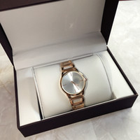 A piece lots Famous Brand Watches Stainless steel Gift Women...