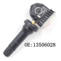 1Pair шин Датчик давления 13506028 TPMS Датчик для Chevrolet Captiva C100 C140 Sport Volt EV 150 Opel Vauxhall Astra K 433MHZ 13506028