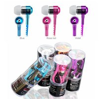 Metal Zipper Stereo Headset With Mic Earphone 3. 5mm General ...