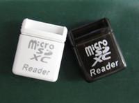컴퓨터 MINI 초고속 USB 2.0 마이크로 SD / SDXC TF 카드 리더 어댑터