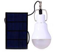 Nuove luci solari LED portatile S-1200 lampadine 15W 130LM luce Led Charged campo giardino lampada a energia solare illuminazione esterna