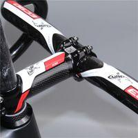 2017 nieuwe fiets stengel MTB road cyclocross TT fiets steel toray T700 koolstofvezel + 7050 legering