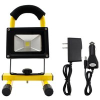 LED Rechargeable Floodlight 10W 20W 30W 50W Cordless Recharg...