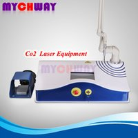 Top Techonology Laser a CO2 3mW Light Surgical System Pigment Acne Wrinkles Rimozione Beauty Equipment Facial SPA