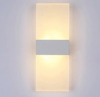 حديثة نوم الجدار مصابيح abajur زين مورلي الحمام الشمعدانات الإضاءة المنزلية LED قطاع جدار مصابيح الإنارة بريق