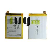 2 adet / grup 2900 mAh LIS1593ERPC Için Yedek Şarj Edilebilir Li-Polimer Pil Z5 E6653 E6683 E6603 E6883 E6633 Piller Batteria ...