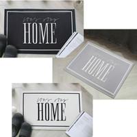 HOME Door Mats - 40x60cm   15. 7x 23. 6Inch Bathroom Bedroom N...