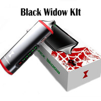 Authentic Black Widow 3 in 1 Kit Dry Herb Vaporizer Wax Oil ...