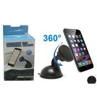 Supporti per auto Supporti magnetici universali per supporti d'aria per Iphone7 Plus Iphone 6 Bordi Samsung Galaxy S8 S7 con confezione per la vendita al dettaglio (DB040)
