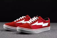 Men Retro Lightning kanye Revenge X Storm Old Skool Skate Sh...