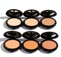 NUOVO Makeup Studio Fix Face Powder Plus Foundation 15g Volume Alta qualità NC20 NC25 NC30 NC35 NC37 NC40 NC42 NC43 NC45 NC50 NC55