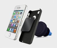 360 градусов Новый стиль Универсальный магнитный держатель Автомобильный телефон Air Vent держатель для мобильного телефона