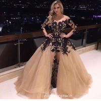 아랍 디자인 사우디 아라비아 댄스 파티 드레스 섹시한 긴팔 공식적인 여성복 특별 행사 복장 파티 가운 맞춤 제작 플러스 사이즈