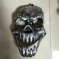 Le nouveau masque Phoenix Le masque de la terreur visage masque de crâne canin antique