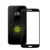 3D cubierta completa de vidrio templado de la pantalla para Samsung Galaxy J7 primer MetroPCS para LG K20 Plus MetroPCS con el empaquetado de papel Un