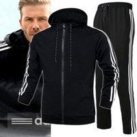 Sport brand tracksuits for men autumn winter fashion basketb...