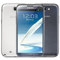 Original Galaxy Samsung Nota II 2 N7100 Remodelado Note2 Quad Core 2GB RAM 16GB ROM 8MP Smartphone 3G Telefone Celular