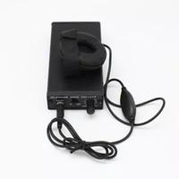 Telefone profissional Voz Trocador de voz Engraçado Disguiser Som Transformador de Telefone Celular televoicer portátil de Mudança de Voz Gadgets preto