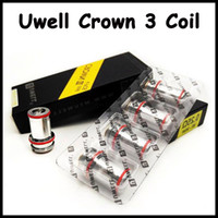 2017 Uwell Crown III Coils Clone 0. 25 0. 5ohm Replacement SUS...