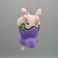 "New EMS 4. 5"" Goomy Poke Doll Soft Anime Collectible Poc..."