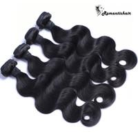 Виргинские бразильские Малайзийские перуанские индийские Виргинские волосы объемная волна необработанные объемная волна человеческих волос пучки человеческих волос ткать расширения